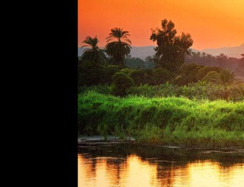 Nilen, Egypten